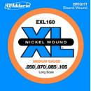 D'addario EXL160 50-105 Long Scale