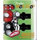 Fender Pickup set DELUXE SCN per jazz bass