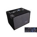 Dj Tech Vocal Express - Sistema Di Amplificazione 80 Watt Per Voce Con Effetti