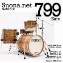 Volume Drums IDrum  ID520 OAK Wood