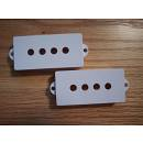 Fender Copri Pickup Precision Bass bianchi