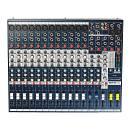 Soundcraft EFX12 Mixer 12 Canali Con Processore effetti 24 bit - SPEDIZIONE GRATUITA