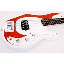 Alusonic Hybrid Bass M custom white (musicman stingray)