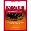 20 Studi per chitarra