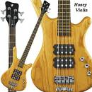 Warwick RB CORVETTE $$ 4 CORDE HONEY VIOLIN