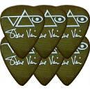 Ibanez 6 Plettri Steve Vai Signature 1,00mm Brown