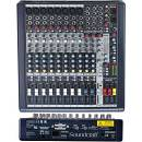 SOUNDCRAFT MFXI8 MIXER 8 INGRESSI MONO 2 STEREO CON EFFETTO 2 AUX + SUBGROUP