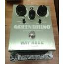 Way Huge Electronics Green Rhino Overdrive MkII