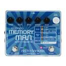 Electro Harmonix Stereo Memory Man W/hazarai - Effetto Delay Digitale Stereo A Pedale Con Looper