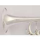 b&s tromba in sib argentata mod. challenger 3137/2