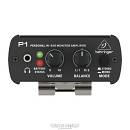 BEHRINGER AMPLIFICATORE POWERPLAY P1 IN-EAR MONITOR