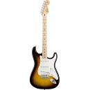 FENDER STRATOCASTER STANDARD MEXICO Brown Sunburst MN