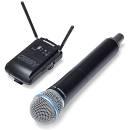 SAMSON CONCERT 88 Camera Handheld Wireless con Microfono