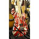 EVH Eddie Van Halen Stripe Red