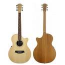 Cole Clark Guitars CCAN2EC-BB ANGEL 2 CTW EL