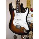 Fender Stratocaster Mexico Standard RW brown sunburst 2014
