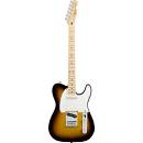 FENDER TELECASTER STANDARD MEXICO MN Brown Sunburst
