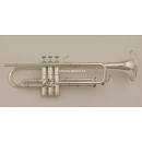B&S tromba sib mod. 3137/2 reverse argentata matricola 94754 usato