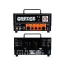 Orange Jim Root Terror Head - Testata Valvolare Per Chitarra Jim Root Signature 15/7w