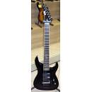 Ltd by ESP - SC-607B - Black - 7 corde baritona - c/astuccio