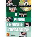 PMP Cutuli, Andrea - IL PIANO TRAMITE L'IMMAGINE (+DVD)