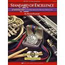 PEARSON B.: STANDARD OF EXCELLENCE SAXOFONO CONTRALTO LIVELLO 1 CON 2CD KJOS Pearson Bruce