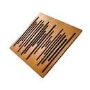 "Vicoustic Wave Wood Cherry (10 Pannelli) - Pannelli Acustici Serie ""premium Line"" In Legno"