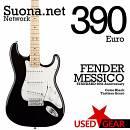 Fender Strato Messico 50 anniversary
