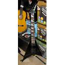 Jackson RR3 Black Randy Rhoads made in Japan con Seymour Duncan JB e Jazz