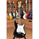 Fender Mexico Standard Stratocaster Rosewood Black 2011
