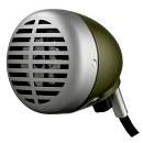 SHURE 520DX MICROFONO GREEN BULLET
