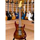 Grosh Guitars Ben Top Custom Deep Honey Burst