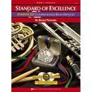PEARSON B.: STANDARD OF EXCELLENCE SAXOFONO TENORE LIVELLO 1 CON 2CD KJOS Pearson Bruce