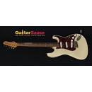 Haar Traditional S Stratocaster Vintage White Light Relic Madagascar Rosewood 2017