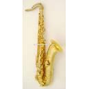 C. G. Conn sax tenore mod. artist gold plated con incisione matricola 201149 usato