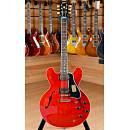 Gibson Custom Historic Collection ES-335 1959 Dot Plain Top Cherry