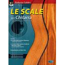 CARISCH Fabbri, Roberto - LE SCALE PER CHITARRA (+CD)