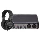 Tascam US-200 interfaccia audio SET con cuffie