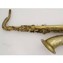 C. G. Conn sax tenore mod. Portrait gold plated con incisione matricola 154294 usato