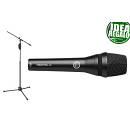 AKG P5 - microfono dinamico - con asta microfono
