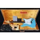 Fender Custom Shop Masterbuilt Fessler Stratocaster 63 Daphne Blue NOS 2014 Mint Condition