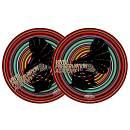 Ortofon Slipmat Vinyl Spiral (coppia) - Coppia Panni Antistatici Per Dj