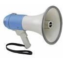 Megafono 25W con sirena e fischietto KARMA mod. GT 1227SW