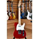 Fender Mexico Standard Telecaster Maple Fingerboard Candy Apple Red 2011