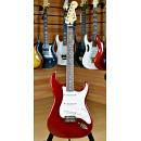 Fender Mexico Standard Stratocaster Rosewood Candy Apple Red 2011