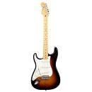 Fender STRATOCASTER STANDARD MEXICO BROWN SUNBURST LH MN MANCINA