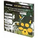 Rockbag rb22190b drum pad starter i pad silenziatori per batteria