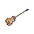 Hofner Hct 500/2 Sb Club Bass - Basso Elettrico Club Sunburst