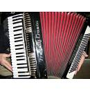 Fisarmonica Crosio 120 bassi accordeon made in Italy