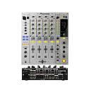 Pioneer Djm850 S Silver - Mixer 4 Canali Midi Con Scheda Audio 24-bit Argento
